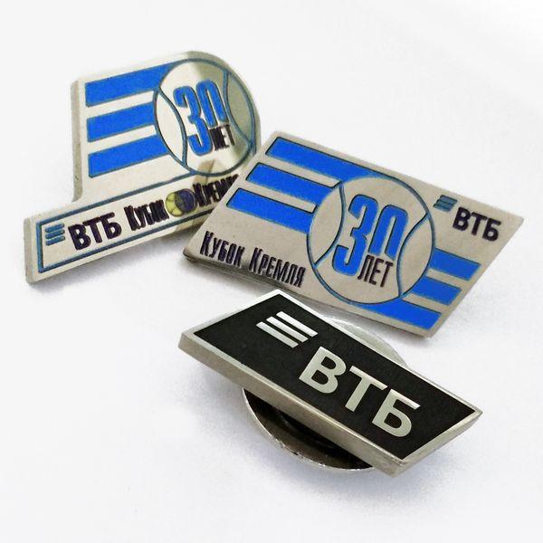 Значек: Комплект ВТБ