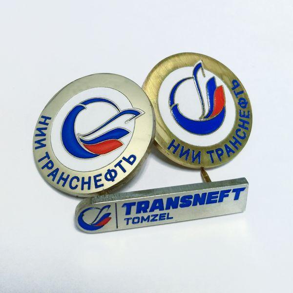 Значек: Комплект Транснефть